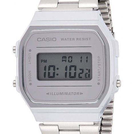 Casio Retro A168WEM-7EF A168WEM-7 A168WEM-7E Unisex Watch
