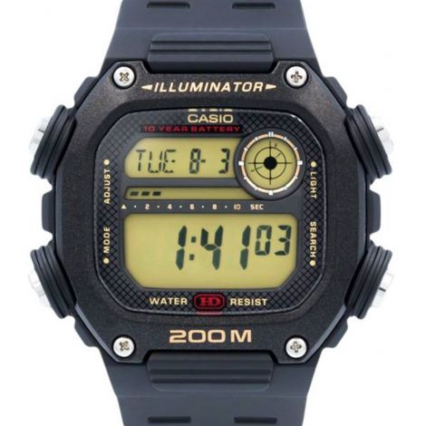 Casio DW-291H-9AV DW-291H-9AVDF DW291H-9 Digital Watch