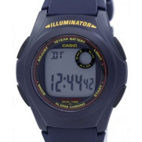 Casio Youth Digital Watch F-200W-2A F200W-2