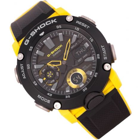 Casio GA-2000-1A9 GA2000-1A9 Carbon Core Guard Watch