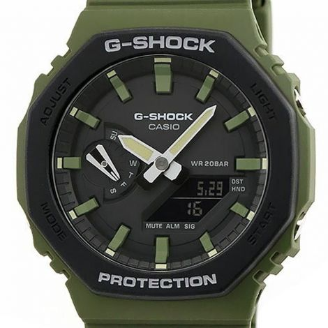 Casio G-Shock GA-2110SU-3A GA2110SU-3 Carbon Core Guard Watch