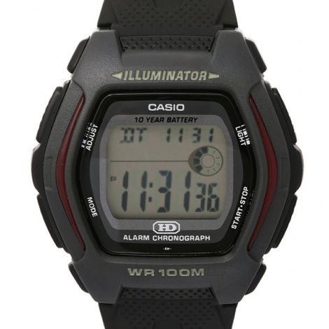 Casio Youth HDD-600-1AV HDD600-1 Dual Time Sports Watch