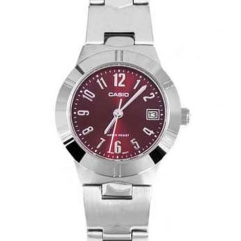 Casio Enticer Ladies Casual Watch LTP-1241D-4A2 LTP1241D-4A2