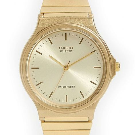 Casio Youth Gold Casual Watch MQ24G-9E MQ-24G-9EDF