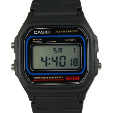 Casio W-59-1VQ W59-1V Unisex Vintage Digital Watch
