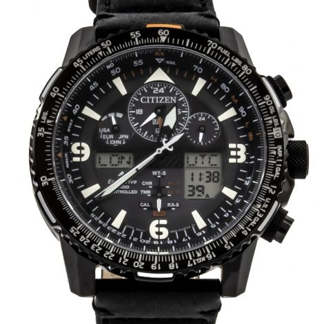 Citizen JY8085-14H Promaster Sky Perpetual Calender Watch