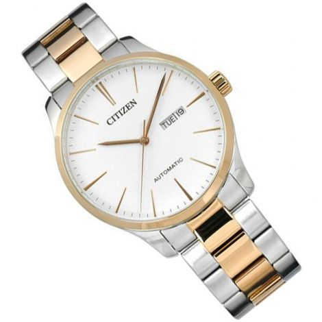 Citizen NH8356-87A Two Tone Mechanical Watch