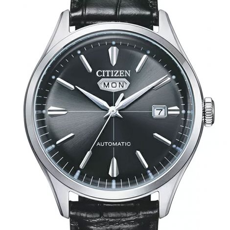Citizen NH8390-20H Black Dial Automatic Mens Watch