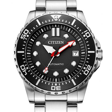 Citizen NJ0120-81E Mechanical Sports Watch