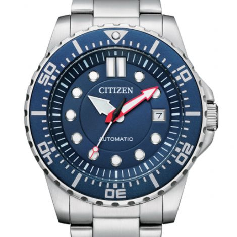 Citizen Promaster Blue Dial Sports Watch NJ0121-89 NJ0121-89L