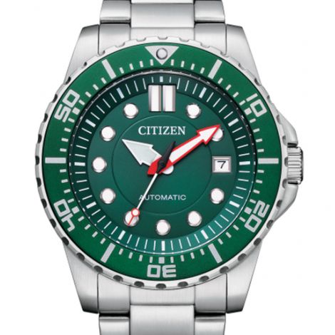 Citizen Promaster Green Dial Sports Watch NJ0129-87 NJ0129-87X