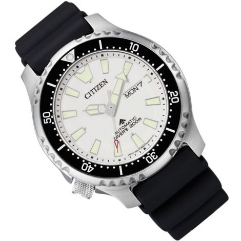 Citizen NY0118-11A Automatic Diving Watch