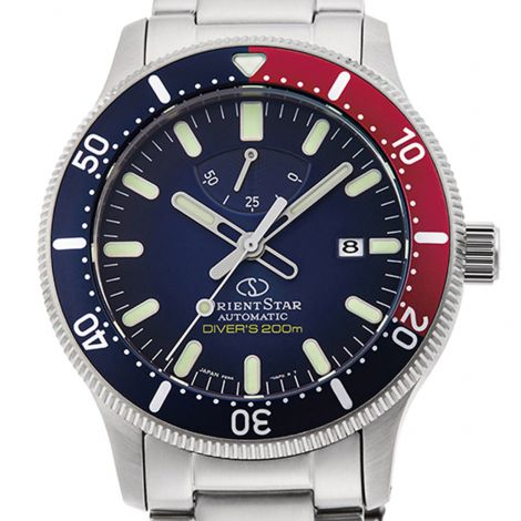 Orient Star Automatic Divers Watch RE-AU0306L RE-AU0306L00B