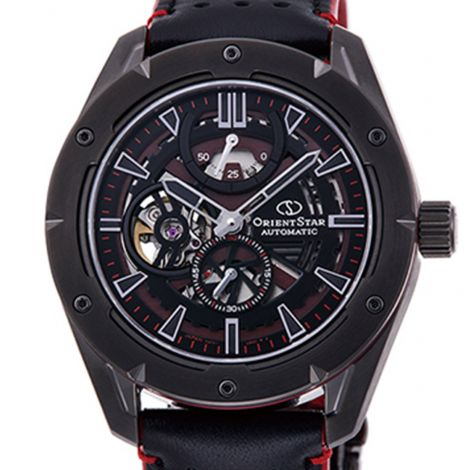 Orient Star Avant Garde Skeleton Watch RE-AV0A03B RE-AV0A03B00B