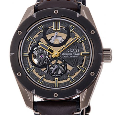 Orient Star Avant Garde Skeleton Watch RE-AV0A04B RE-AV0A04B00B