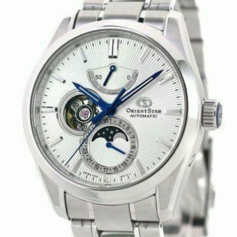 Orient Star Moon Phase Classic Watch RE-AY0002S RE-AY0002S00B