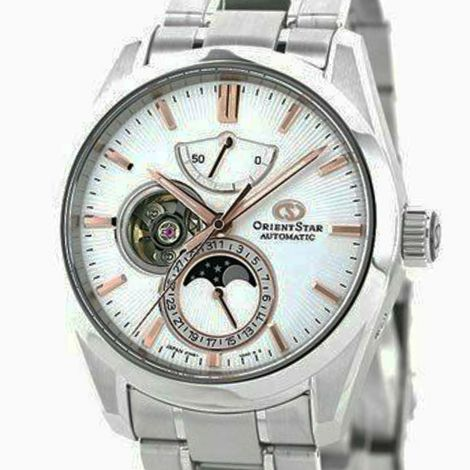 Orient Star Moon Phase Classic Watch RE-AY0003S RE-AY0003S00B