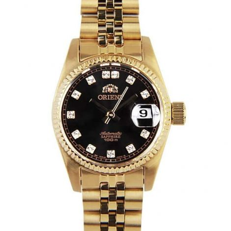 Orient SNR16001B0 SNR16001B NR16001B Female Gold Watch