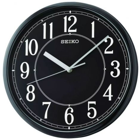 Seiko Quartz QXA756AN QXA756A Analog Wall Clock