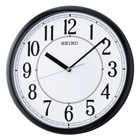 Seiko Quartz QXA756JN QXA756J Analog Wall Clock