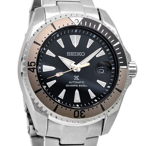 Seiko Shogun SBDC129 Prospex JDM Titanium Diving Watch