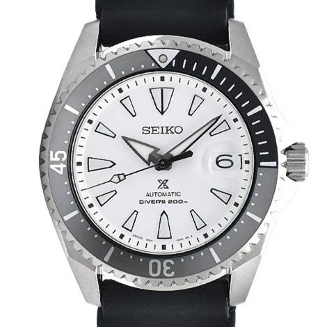 Seiko Shogun SBDC131 Prospex JDM Titanium Diving Watch