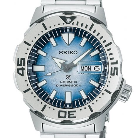 Seiko Monster SBDY105 Prospex Save the Ocean Special Edition JDM Watch
