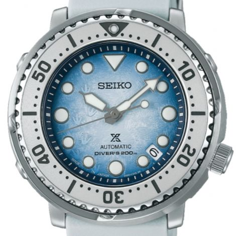 Seiko Monster SBDY107 Prospex Save the Ocean Special Edition JDM Watch