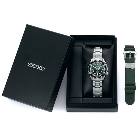 Seiko Island Green SLA047J1 SLA047 SLA047J Diving Watch