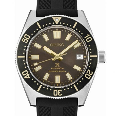 Seiko Prospex Sea Brown Dial Diving Watch SPB147 SPB147J SPB147J1