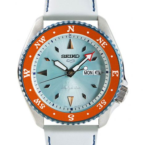 Seiko SRPF63K1 SRPF63 SRPF63K Nami One Piece Limited Edition Watch
