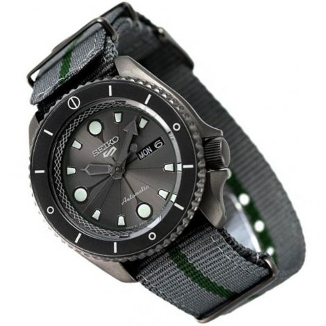 Seiko SRPF75K1 SRPF75 SRPF75K Naruto Limited Edition JDM Watch