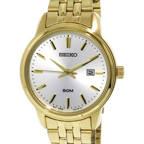 Seiko SUR660P1 SUR660 SUR660P Ladies Gold Watch