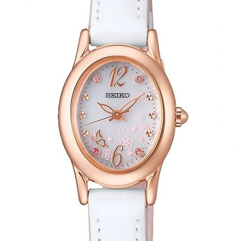 Seiko SWFA192 Sakura Blooming Limited Model Ladies JDM Watch