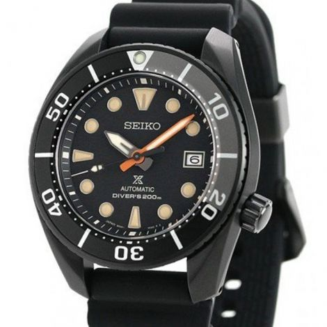 Seiko Black Sumo Limited Edition Watch SPB125 SPB125J SPB125J1